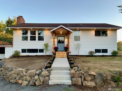 Single Family Home For Sale: 472 Penning Rd