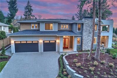 Kirkland Single Family Home For Sale: 11211 NE 53rd St