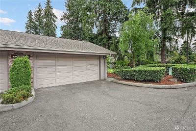 Bellevue Condo/Townhouse For Sale: 164 141st Place NE #101J