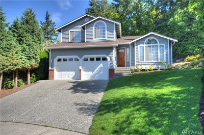 Bothell Single Family Home For Sale: 2409 210th St SE