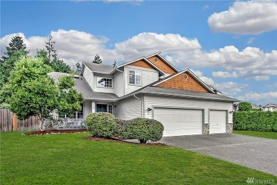 Lynnwood Single Family Home For Sale: 315 195th Place SW