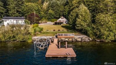 Bellingham Single Family Home For Sale: 721 E Lake Samish Dr