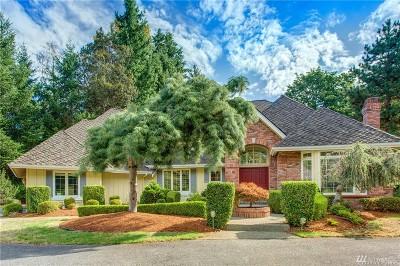 Redmond Single Family Home For Sale: 5320 NE 242nd Place NE