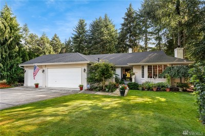 Gig Harbor Single Family Home For Sale: 2309 22nd Av Ct NW