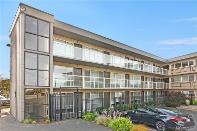 Seattle Condo/Townhouse For Sale: 3151 Alki Ave SW #13