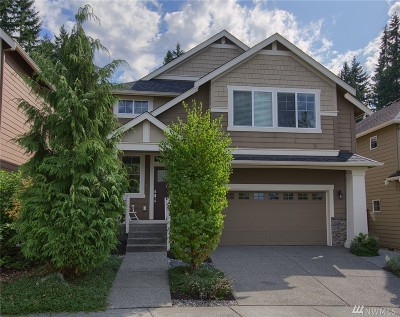 Bothell Single Family Home For Sale: 23107 36th Dr SE