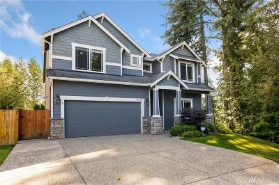 Lake Stevens Single Family Home For Sale: 12410 5th Place NE