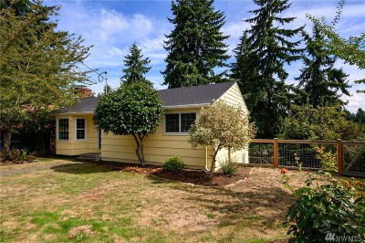 King County Single Family Home For Sale: 20212 9th Ave S