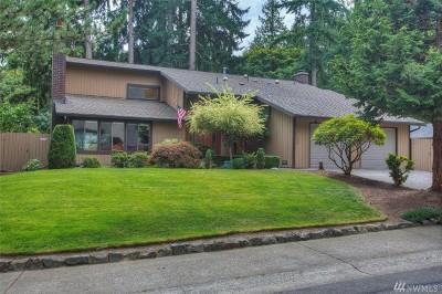 Renton Single Family Home For Sale: 15129 SE 141st Place