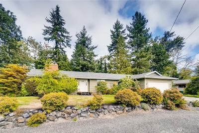 Lynnwood Single Family Home For Sale: 4009 164th Place SW