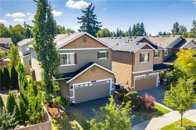 Bothell Single Family Home For Sale: 3028 183rd St SE