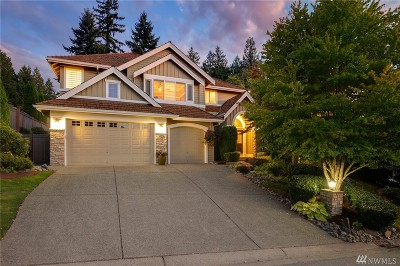 Issaquah Single Family Home For Sale: 23249 SE 52nd St