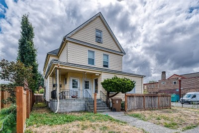 Tacoma Multi Family Home For Sale: 615 N Steele St