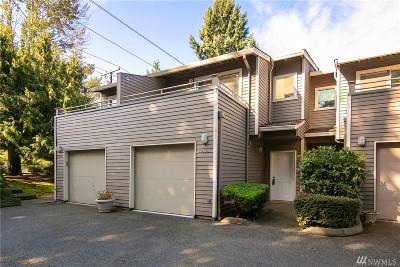 Kirkland Condo/Townhouse For Sale: 11808 NE 80th St #2