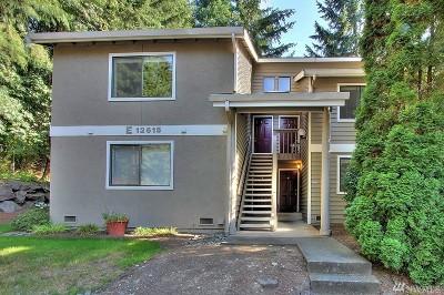 Kirkland Condo/Townhouse For Sale: 12615 NE 119th St #E4