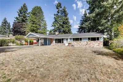 Edmonds Single Family Home For Sale: 7403 215th St SW