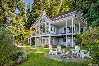 Bainbridge Island Single Family Home For Sale: 3180 Crystal Springs Dr NE