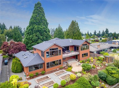Mercer Island Single Family Home For Sale: 4232 94th Ave SE