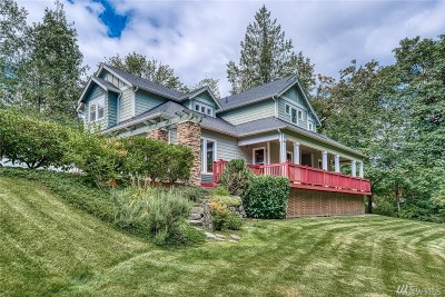 Pierce County Single Family Home For Sale: 3015 115th St NW