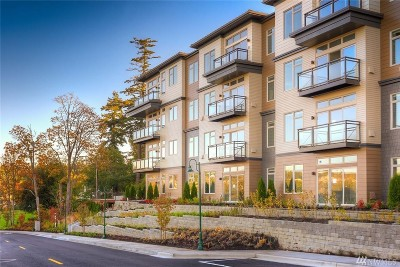 Edmonds Condo/Townhouse For Sale: 50 Pine St #514
