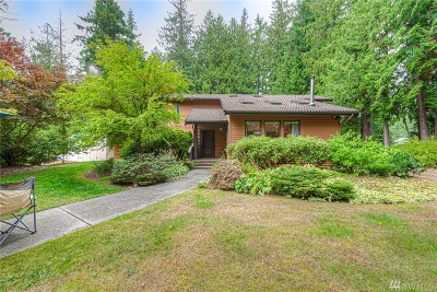 Stanwood Single Family Home For Sale: 8725 NW 176th