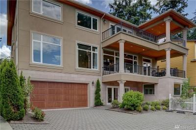 Bellevue Single Family Home For Sale: 9426 Lake Washington Blvd NE