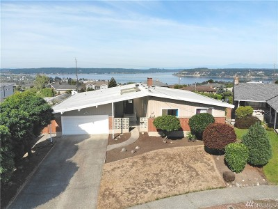 Tacoma Single Family Home For Sale: 7435 S Geiger Cir