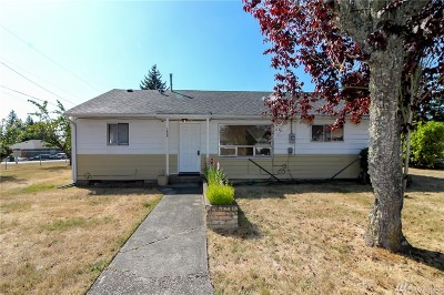 Milton Single Family Home For Sale: 1603 18th Ave