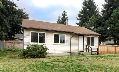 Federal Way Single Family Home For Sale: 35005 21st Ave SW