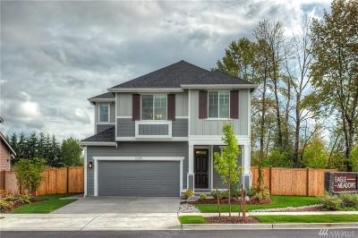 Monroe Single Family Home For Sale: 16285 166th Dr SE #1