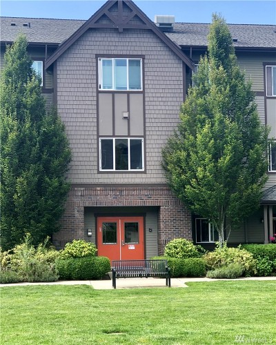 Issaquah Condo/Townhouse For Sale: 973 Ingram St #A305