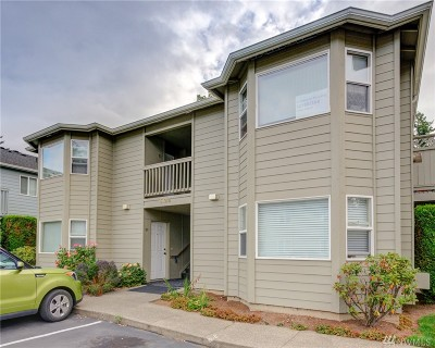 Bellingham Condo/Townhouse For Sale: 3358 Northwest Ave #102