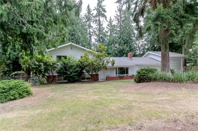 Sammamish Single Family Home For Sale: 2840 216th Ave SE