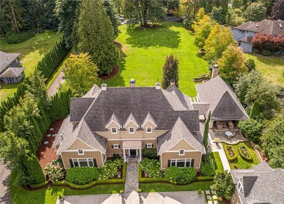 0, King County, Pierce County, Snohomish County Single Family Home For Sale: 8225 228th St SE