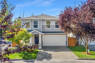 Bothell Condo/Townhouse For Sale: 18326 8th Ave SE