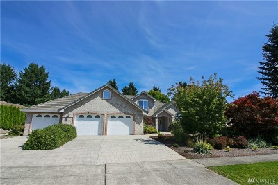 Olympia Single Family Home For Sale: 6438 Troon Lane SE