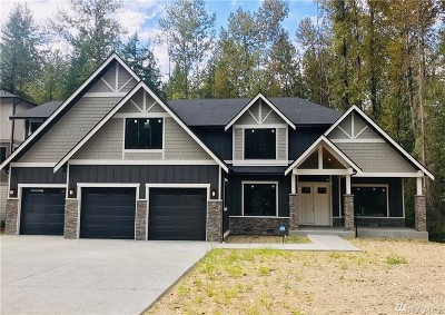 Snohomish Single Family Home For Sale: 11311 214th Place SE (Lot 13)