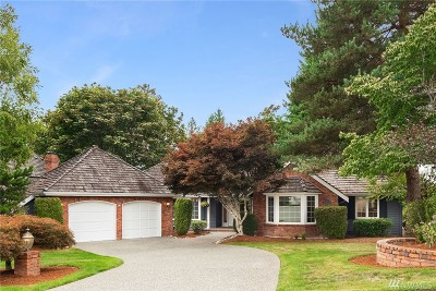 Sammamish Single Family Home For Sale: 4717 225th Ave SE