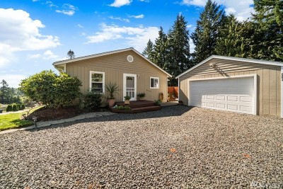 Tumwater Single Family Home For Sale: 504 G St SW