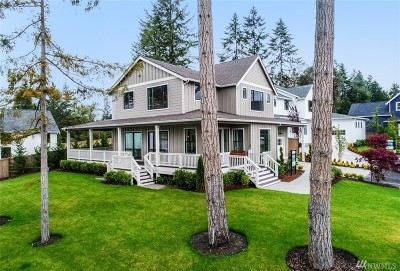 Bainbridge Island Single Family Home For Sale: 8680 NE Reserve Wy