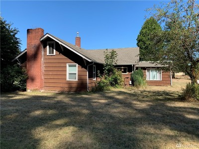 Olympia Single Family Home For Sale: 6012 Maytown Rd SW