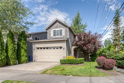 Everett Single Family Home For Sale: 3431 126th Place SE