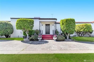 Tacoma Single Family Home For Sale: 1736 S Jackson Ave