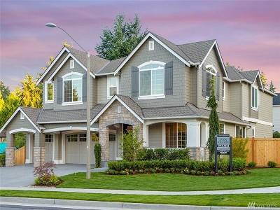 Redmond Single Family Home For Sale: 17205 NE 36th St