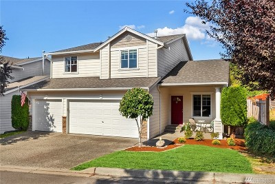 Bothell Single Family Home For Sale: 18613 10th Ave SE