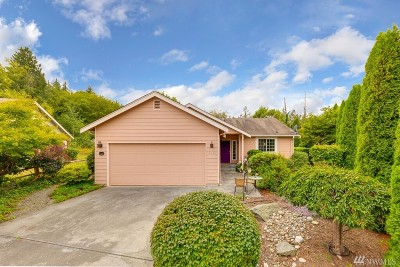 Mount Vernon Single Family Home For Sale: 3501 Seneca Dr