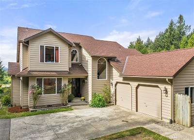 Shelton Single Family Home For Sale: 391 SE Hudson Rd
