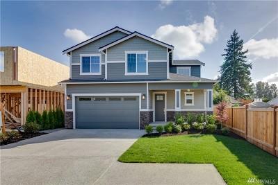 Lynnwood Single Family Home For Sale: 1707 151st St SW