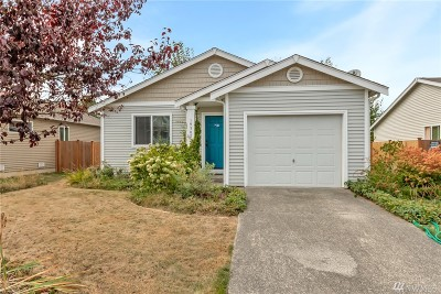 Spanaway Single Family Home For Sale: 19502 24th Ave E