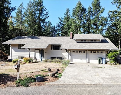 Olympia Single Family Home For Sale: 3810 Park Dr SW